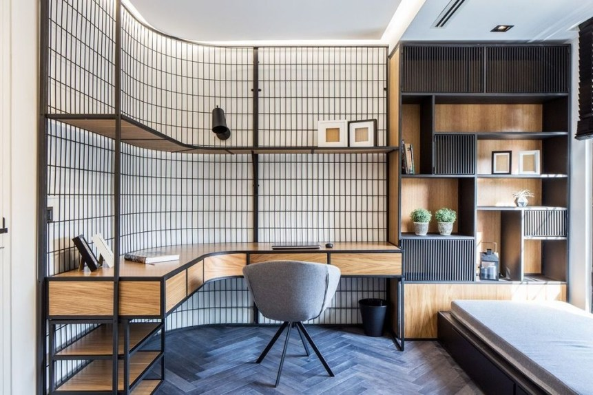 Fabulous Workspace Decor With Modern Style 02