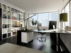 Fabulous Workspace Decor With Modern Style 12