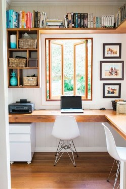Fabulous Workspace Decor With Modern Style 29