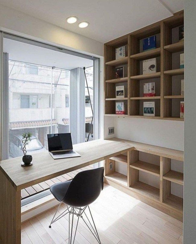 Fabulous Workspace Decor With Modern Style 32