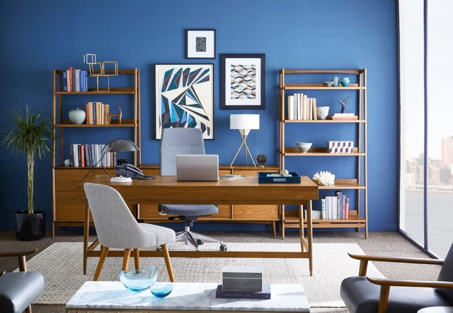 Fabulous Workspace Decor With Modern Style 37