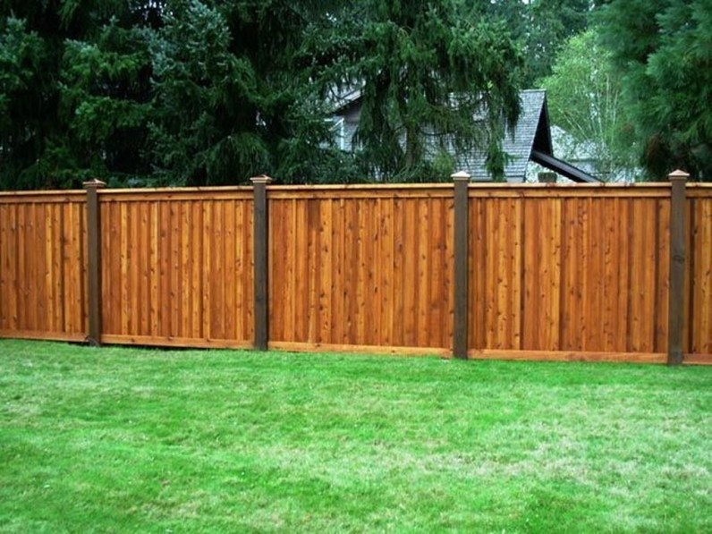 Gorgeous Garden Fences To Beautify Your Backyard 14