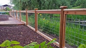 Gorgeous Garden Fences To Beautify Your Backyard 23