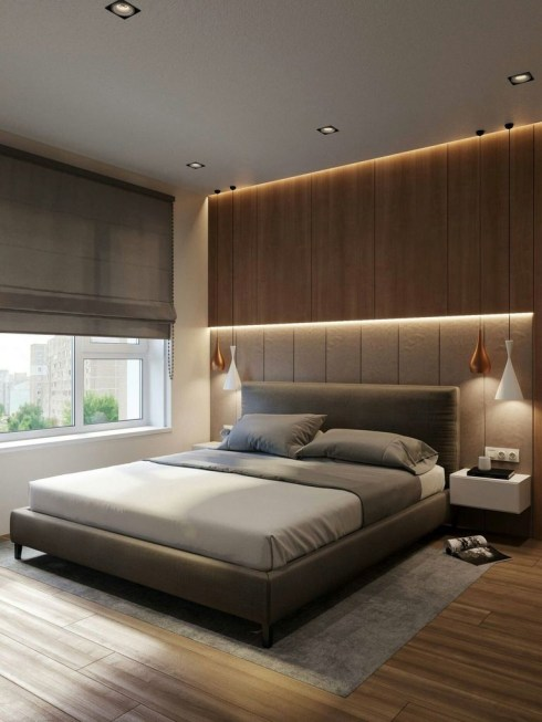 Incredible Modern Bedroom Design For Relax Place 03