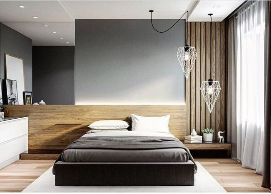 Incredible Modern Bedroom Design For Relax Place 40