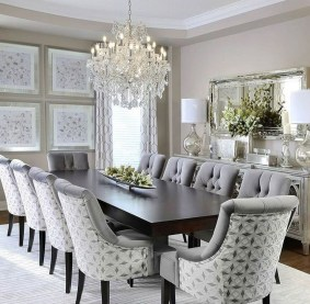 Inspiring Dining Room Table Design With Modern Style 10