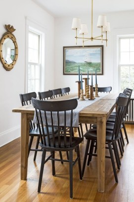 Inspiring Dining Room Table Design With Modern Style 17