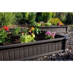 Perfect Bed Garden Design For Your Front Yard 04