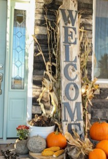 Perfect Front Porch Decoration For Fall 38