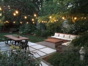 Simple But Beautiful Backyard Landscaping Idea On Budget 25