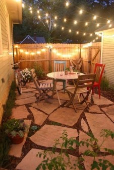 Simple But Beautiful Backyard Landscaping Idea On Budget 39