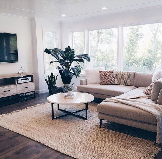 Small Minimalist Living Room Decoration Try For You 37