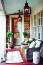 Stunning Fall Front Porch Decoration To Inspire Yourself 24