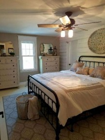 Best Farmhouse Bedroom Decoration You Can Do 10