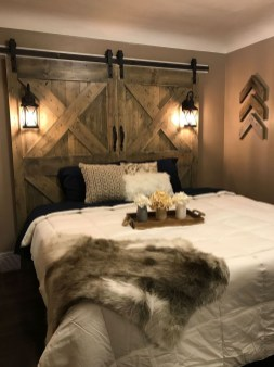 Best Farmhouse Bedroom Decoration You Can Do 15