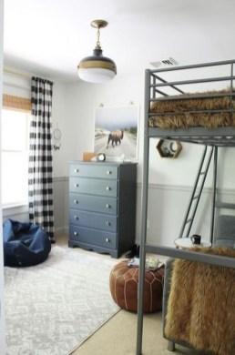 Best Farmhouse Bedroom Decoration You Can Do 26