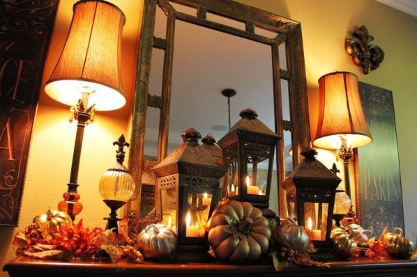Fabulous Fall Decoration In Your House Decoration 06