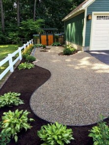 Incredible Edging Garden For Your Front Yard 09