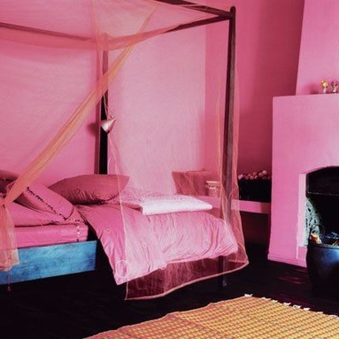 Lovely Small Bedroom Decor With Pink Nuance 18
