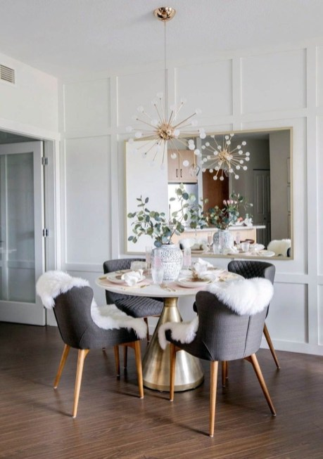 Lovely Small Dining Room Decoration In Your House 01
