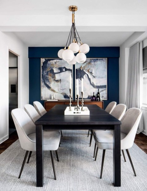 Lovely Small Dining Room Decoration In Your House 20