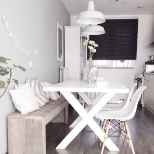 Lovely Small Dining Room Decoration In Your House 31