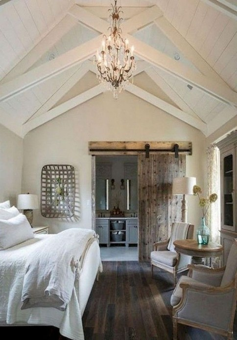 Nice Fall Bedroom Decoration For Farmhouse Style 16