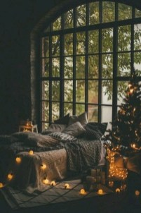 Nice Fall Bedroom Decoration For Farmhouse Style 19