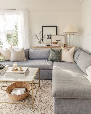 Perfect Small Living Room Design For Your Apartment 26