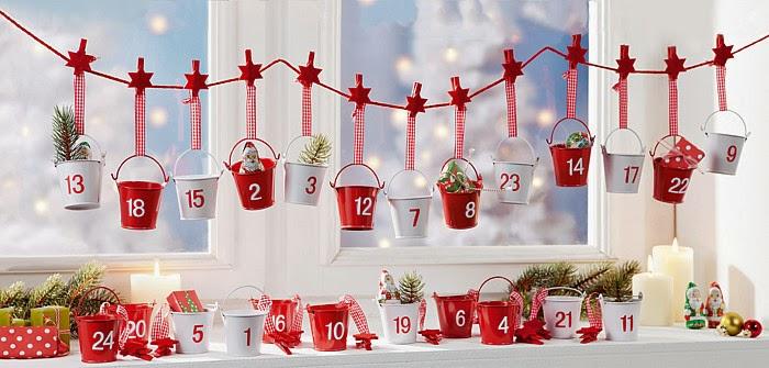 Julepynt-kalender