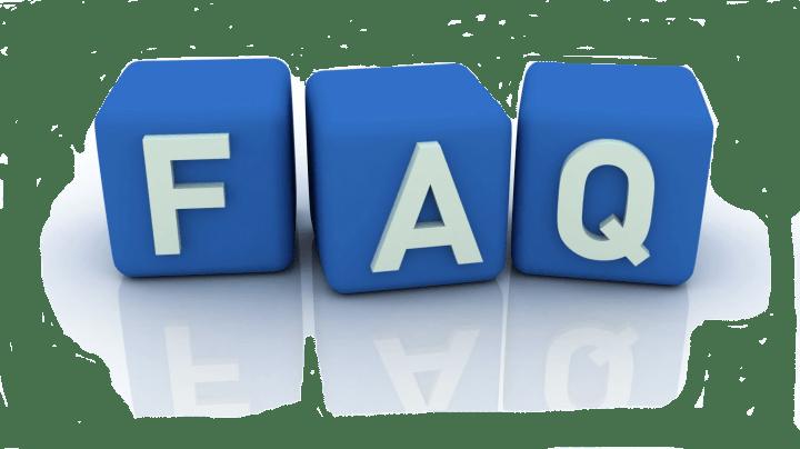 0f2b344cb Ofte stilte spørsmål - FAQ