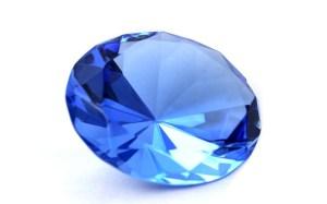 zafír színes fancy sapphire