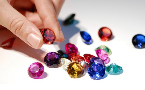color gemstones