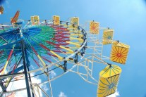 Color and thrills on the Midway