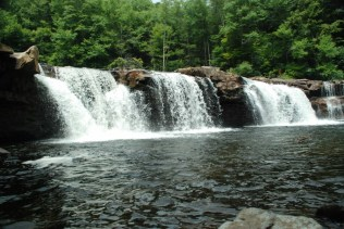 High Falls of the CHeat