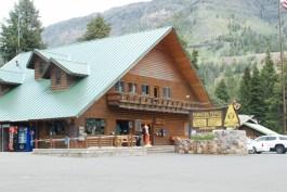 The Lodge was originally established by Buffalo Bill Cody