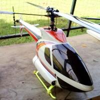 Jakarta Raya Aeromodelling Club: Terbang dari Darat*