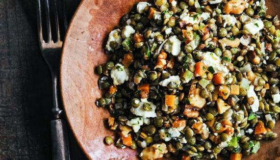 Cevizli-Fransız-Salatası