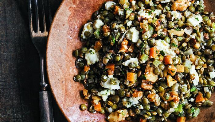 Cevizli Fransız Salatası Nasıl Yapılır?