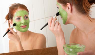 Doğal malzemelerle makyaj temizliği…