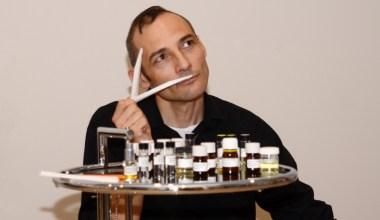 Parfüm sanatçısı Türkiye'de…
