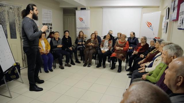 Parkinson Hastaları Ritimle Yaşama Bağlanıyor…