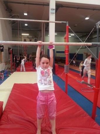 Swinging on Bars!