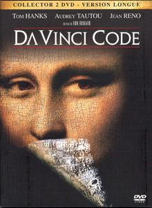"""L'affiche du film """"Da Vinci Code"""""""