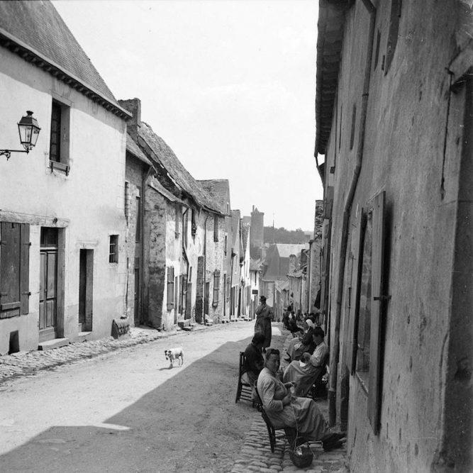 Rue du rachapt Vitré