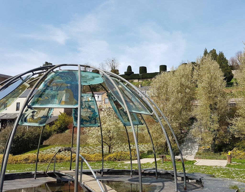Jardin du Val Nançon Fougères