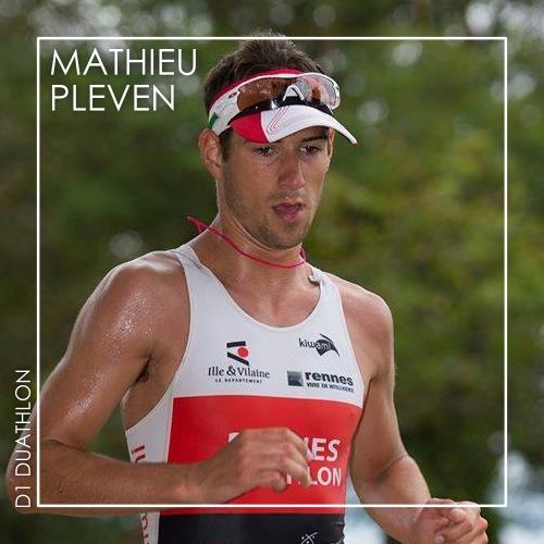 «Portraits d'athlètes» Division 1 Duathlon -> Mathieu Pléven