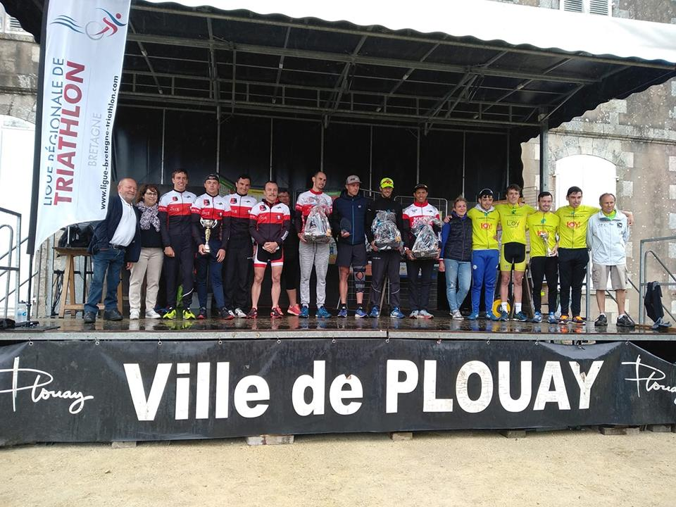 TRIATHLON // PLOUAY // 17.06.2018