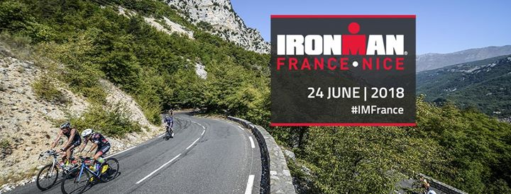 TRIATHLON // IRONMAN NICE // 24.06.2018