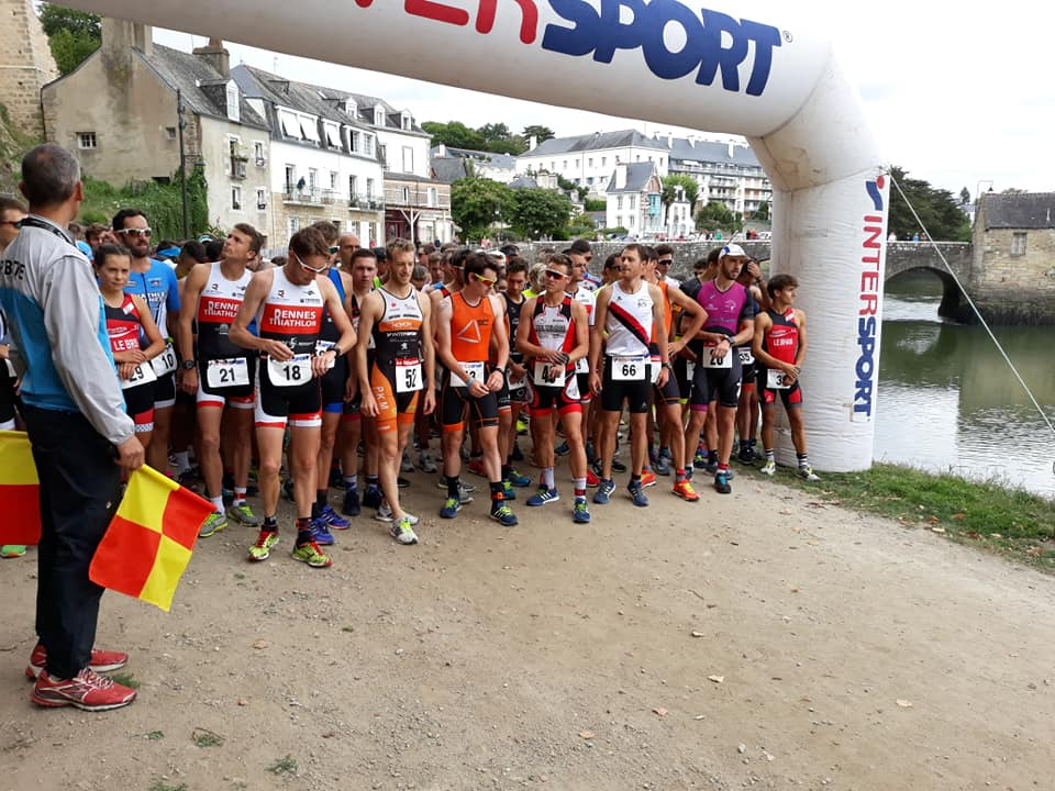 TRIATHLON S & DUATHLON S // AURAY (56) // 25.08.2018